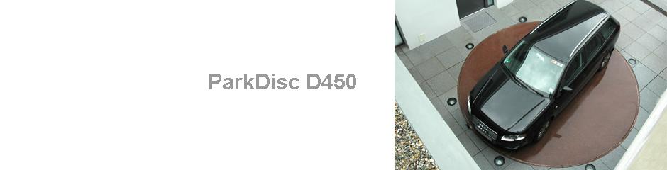 ParkDiscD450