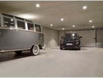 Parkdisc d450 garage innen